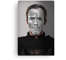 Stannis Baratheon Stag War Paint Canvas Print