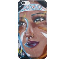 Tribal Queen iPhone Case/Skin