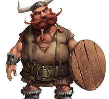 Viking by Komiksar