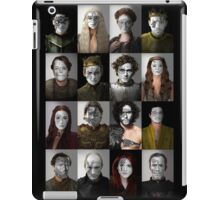 Game of Thrones War Print, Collection 1 iPad Case/Skin