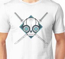 Cyborg Skull Unisex T-Shirt