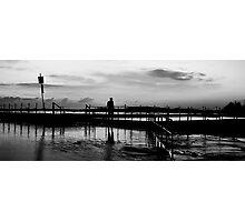 Shadows of Morn - Mona Vale Beach, Sydney Australia Photographic Print