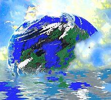 Earth Sea and Sky by Saundra Myles
