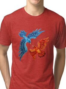 The Wedding Birds Tri-blend T-Shirt