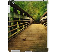 A long way to the other side of the bridge iPad Case/Skin