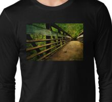 A long way to the other side of the bridge Long Sleeve T-Shirt