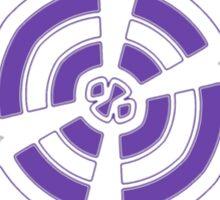 Mandala 20 Purple Haze Sticker