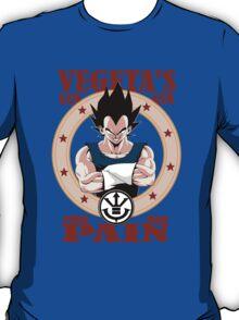 Vegeta's Gym T-Shirt