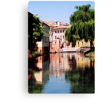 Treviso,Italy Canvas Print