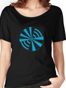 Mandala 17 Into The Blue Women's Relaxed Fit T-Shirt