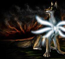 Unwavering Spirit by wolvensister
