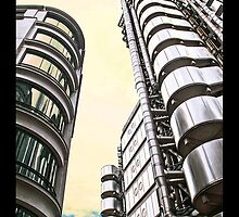 Lloyds of London by Tim Constable by TimConstable
