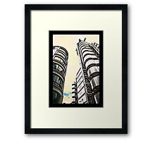 Lloyds of London by Tim Constable Framed Print