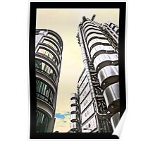 Lloyds of London by Tim Constable Poster