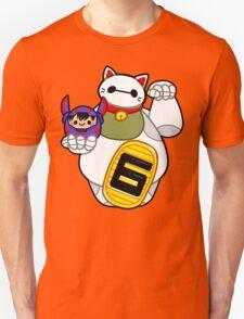 Lucky Hairy Baby Unisex T-Shirt