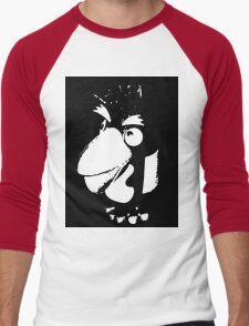 Pesky penguin Men's Baseball ¾ T-Shirt