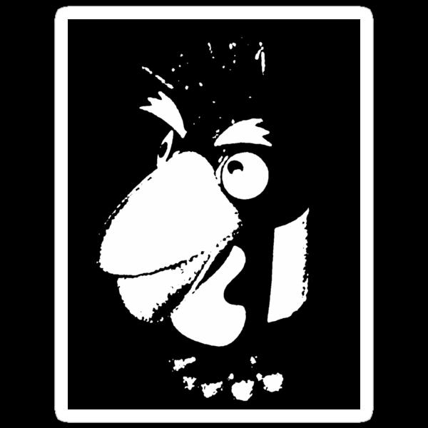 Pesky penguin by karenkirkham