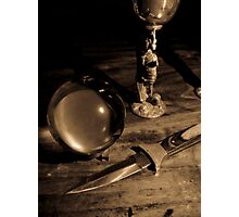 Assassin's Guild  - Tools of the Trade Photographic Print