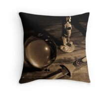 Assassin's Guild  - Tools of the Trade Throw Pillow