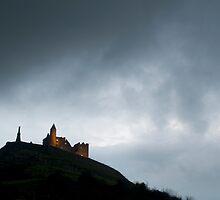 The Rock of Cashel by Gerard  Horan