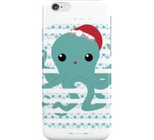 Octopus - snow 2014 limited time only !  iPhone Case/Skin
