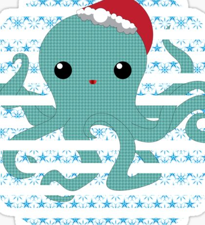 Octopus - snow 2014 limited time only !  Sticker