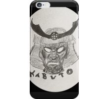 Kabuto iPhone Case/Skin