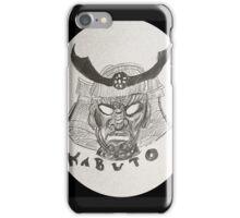 Kabuto iPhone Case/Skin