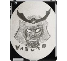 Kabuto iPad Case/Skin