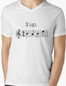 S'up, Babe Mens V-Neck T-Shirt