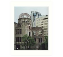 Hiroshima 2000 Art Print