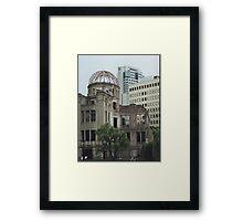 Hiroshima 2000 Framed Print