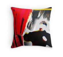 Camus finale Throw Pillow