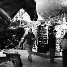Camden Horse by Jacqueline Baker