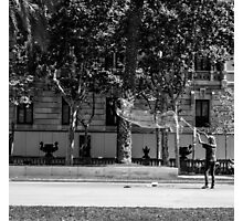 Barcelona Street Photographic Print