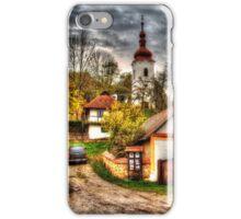 Jósvafő, Hungary iPhone Case/Skin