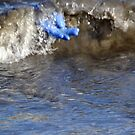 Beckoning Blue Hand............. by lynn carter