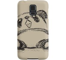 Panda sketch Samsung Galaxy Case/Skin