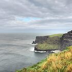 The Cliffs of Moher by Howard Simpson