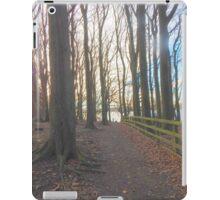 Woodlands Lower Rivington Reservoir Lancashire iPad Case/Skin
