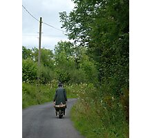 to home and hearth Photographic Print