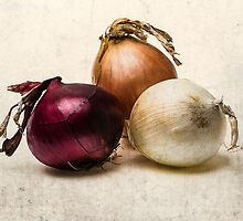 Three Onions by luckypixel