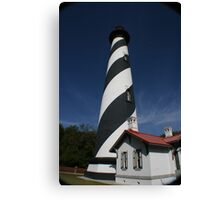 St. Augustine Lighthouse Canvas Print