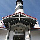 St. Augustine Lighthouse  by Dana Yoachum