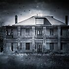 The Texas Chainsaw Massacre - Hewitt House #9 by Trish Mistric