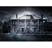 The Texas Chainsaw Massacre - Hewitt House #9 Photographic Print