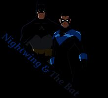 Nightwing and The Bat by AvatarSkyBison