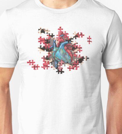 Puzzled Unisex T-Shirt