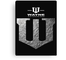 Wayne Enterprises Canvas Print