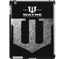 Wayne Enterprises iPad Case/Skin